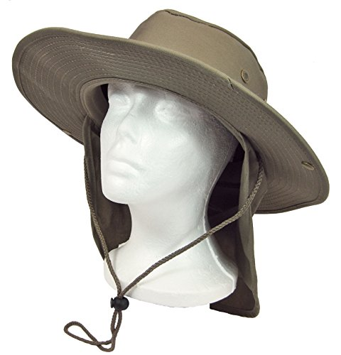 d2a58e35b7a Boonie Bush Safari Outdoor Fishing Hiking Hunting Boating Snap Brim ...