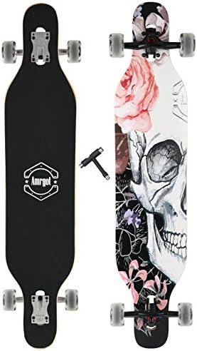 WiiSHAM Longborads Skateboards Professional Longboard product image