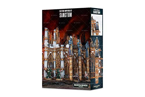 Games Workshop Warhammer 40,000 40k Sector Imperialis Sanctum Scenery Set