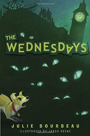 book cover of The Wednesdays