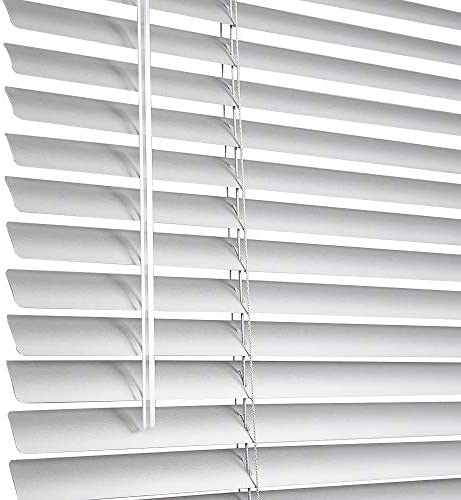 Custom Made 1 Inch Aluminum Mini Blinds – Customize to 1 8 of an Inch Choose Size, Color Mount 32 1 8 Thru 36 Wide to 90 1 8 Thru 96 Long