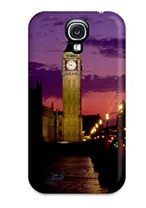 Case Cover Bigben London/ Fashionable Case For Galaxy S4