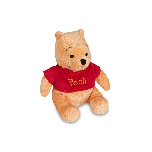 Disney Winnie the Pooh Plush Mini Bean Bag Toy -- 7''