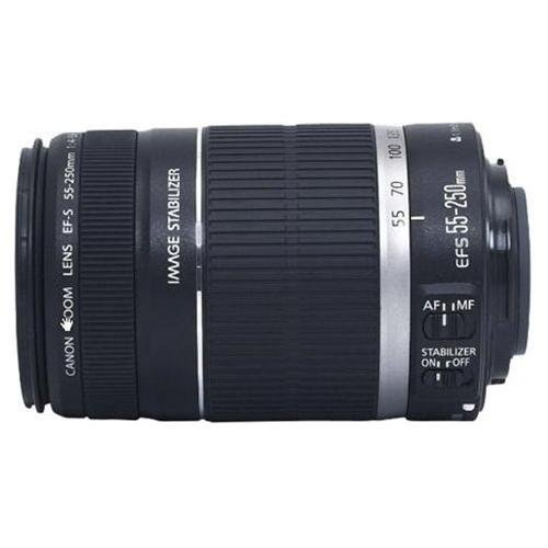 Canon EF-S 55-250mm f/4-5.6 IS Lens for Digital S