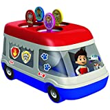 Nickelodeon AMAV Paw Patrol Ice-Pops Truck Machine Kit for Kids - DIY Toy Make Your Own Paw Patrol Ice-Pops with Your Favorite Characters!