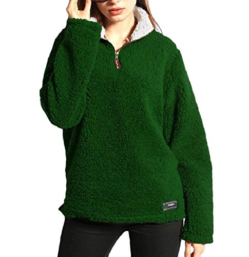 Giacca Somoll Plush Solid Donna Pullover Autunno Da Warm Trench Verde Inverno Shirt Jacket SSdrqzZ