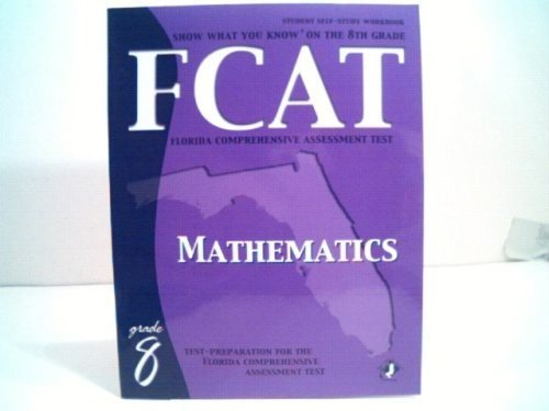 Download Show What You Know on the 8th Grade Fcat Mathematics ebook