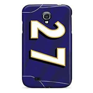 New Style Cases Covers Inf8563cMQY Baltimore Ravens Compatible With Galaxy S4 Protection Cases