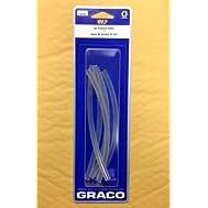 Graco 244133 Hvlp Gun Air Pressure Tubes 5pack