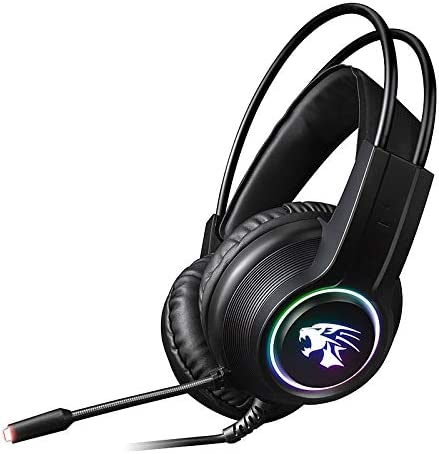 USB Interface Wired Gaming Headset Cable Length: 2.1m.Wearing Method: Head-Mounted. USB Port Wired Gaming HEA V9000 Dual 3.5mm 3.5mm Happyshopping Headphone V9000