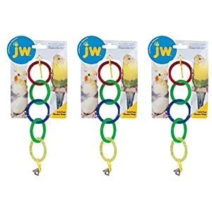 Activitoys Olympic Rings Bird Toy [Set of 3] 60