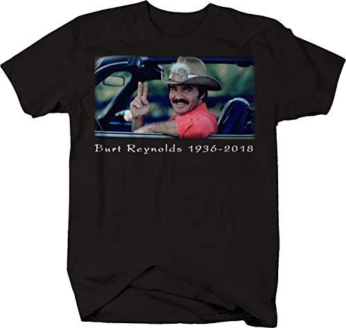 Remembering Burt Reynolds American Southern Good Ol Boy Tshirt - 3XL