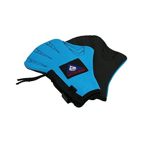Neoprene Force Gloves - Small/Aqua