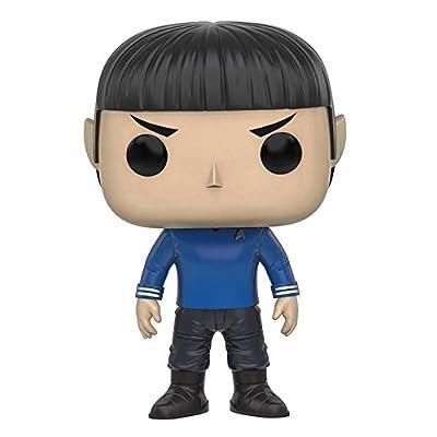 Funko POP Star Trek Beyond - Spock Action Figure: Artist Not Provided: Toys & Games