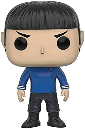 POP! Vinilo - Star Trek: STB: Spock Duty Uniform: Amazon.es: Juguetes y juegos