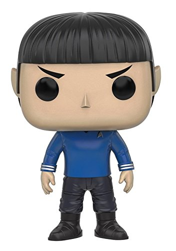 POP! Vinilo - Star Trek STB Spock Duty Uniform
