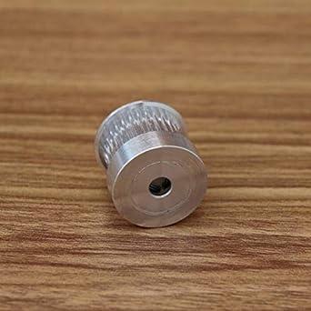 Amazon.com: Fevas - Polea para impresora 3D GT2, 30 dientes ...