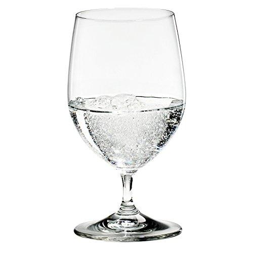 Riedel Vinum Water Set (Riedel Vinum Lead-Free Fine Crystal Water Glass, Set of 8)