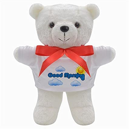 Good Morning Teddy Images Imaganationfaceorg