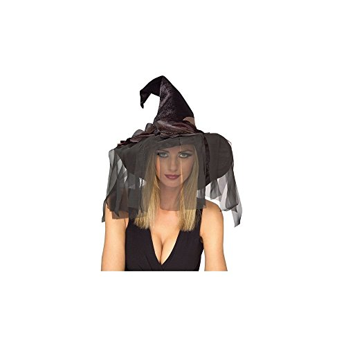 Rose Witch Hat - 7
