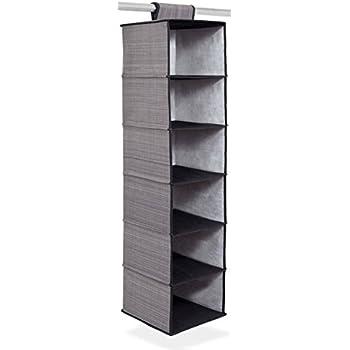 Amazon Com Ikea Organizer Closet Storage Hanging Skubb 2
