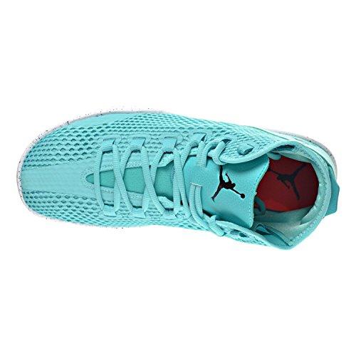 Jordan Révèlent Chaussures Pour Hommes Hyper Turquoise / Noir / Hyper Jade / Blanc 834064-303