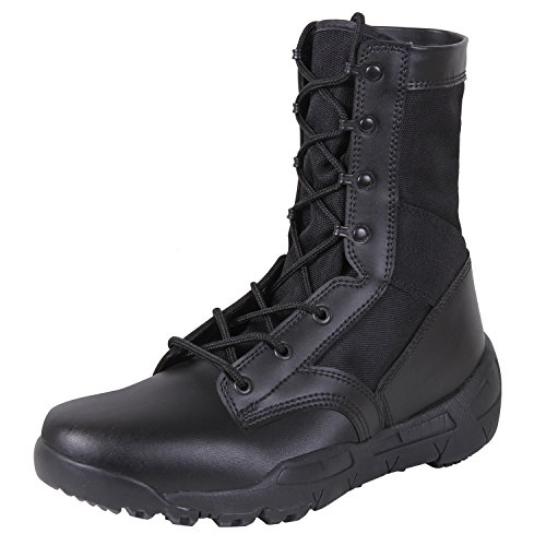 Rothco V-Max Lightweight Tactical Boot, Black, Size ()
