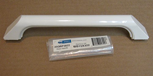 Microwave-Door-Handle-White-for-General-Electric-AP2021140-PS232252-WB15X322