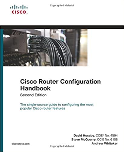 Cisco Router Configuration Handbook (2nd Edition) (Networking
