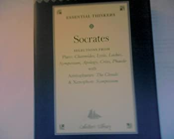 Essential Thinkers - Socrates  (Barnes & Noble Collector's Library) 0760762392 Book Cover