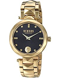 Women's 'Covent Garden' Quartz Stainless Steel and Gold Plated Casual Watch(Model: SCD120016)