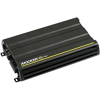 Amazon new kicker 12cx12001 1200 watt amp monoblock car audio new kicker 12cx12001 1200 watt amp monoblock car audio monod power sub amplifier sciox Gallery