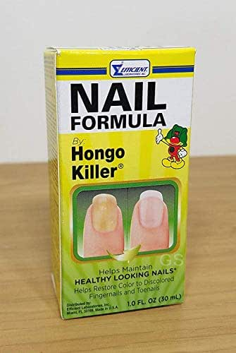 Hongo Killer Nail Formula 1 oz (Pack of 2)