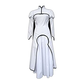 Bleach Cosplay Costume - Orihime Inoue Arrancar 1st Large