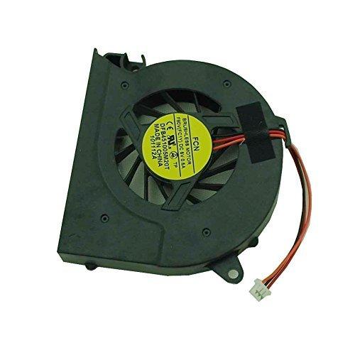 (Generic New Laptop CPU Cooling Fan for HP Compaq 6710B 6710S 6715B 6715S 6515B 6520S 6510B Series DC5V 0.29A Replacement Part Number UDQFRPH55C1N 6033B0009501 443917-001)