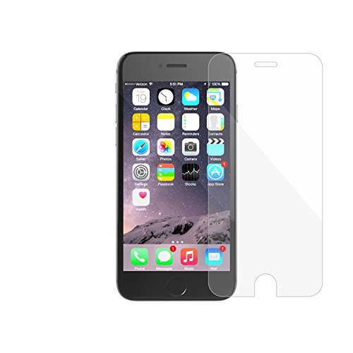 TAMO Shatterproof Glass Screen Protector with Nano-Slim Technology, iPhone 6 Plus/6s Plus by MOTA (Image #4)