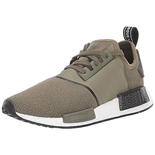 adidas Originals mens Nmd_r1 Shoe, Raw Khaki/Raw Khaki/Core Black, 4.5 US