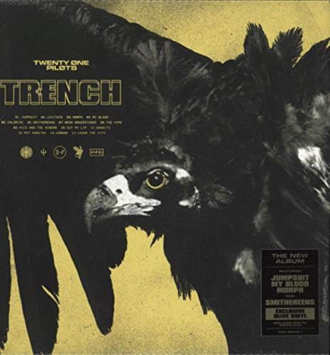Music : Trench (2Lp/Olive Green Vinyl/Dl Code) (I)