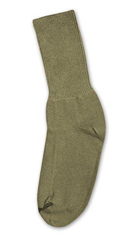 Extra Wide Sock Company #5850 Navy Extra Wide Medi Sock