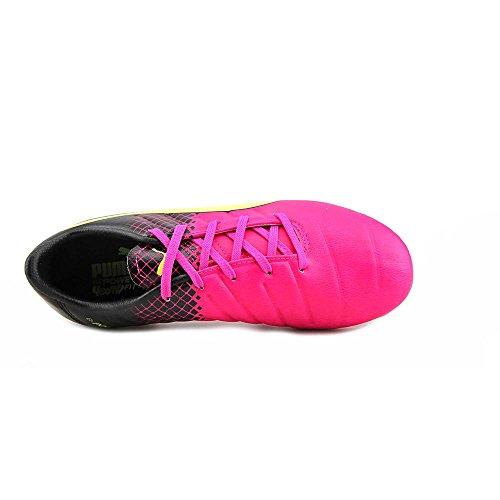 Puma evoPOWER 3.3 Tricks FG Jr Soccer Cleats Zapatos Deportivos