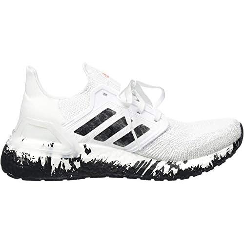 chollos oferta descuentos barato Adidas RNG Ultraboost 20 W Zapatillas para Correr para Mujer FTWR White Core Black Signal Coral 41 1 3 EU