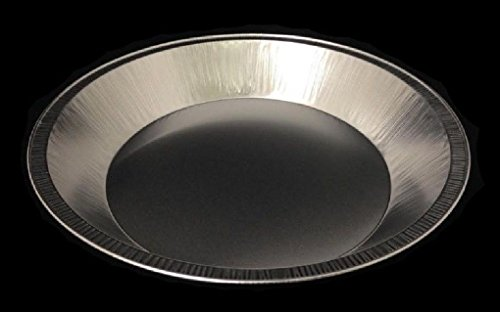 9 inch Smooth-Wall Aluminum Foil Extra-Deep Pie Pan Plate Tin -HEAVY #509
