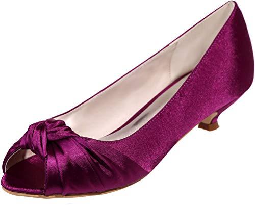 Nice Bout 36 Violet Find Violet EU 5 Femme Ouvert fqR5Zd