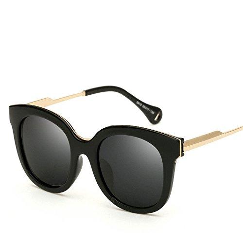 Chahua Lunettes de soleil Lunettes de soleil brillant de la mode la mode  rétro lunettes de 85ca7d1951e0