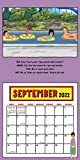 Bob's Burgers 2022 Wall Calendar