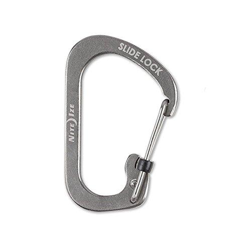 Nite Ize CSL2 01 R6 Carabiner Slide Lock
