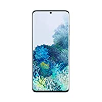 Samsung Galaxy S20+ Plus 5G Factory Unlocked New Android Cell Phone US Version | 128GB of Storage | Fingerprint ID and Facial Recognition | Long-Lasting Battery | Cloud Blue