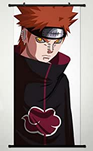 Home Decor Naruto Cosplay Wall Scroll Poster Pain 17.7 X 39.4 Inches-A396