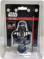 Ornamento automotivo de painel de Darth Vader Chroma 48028, preto