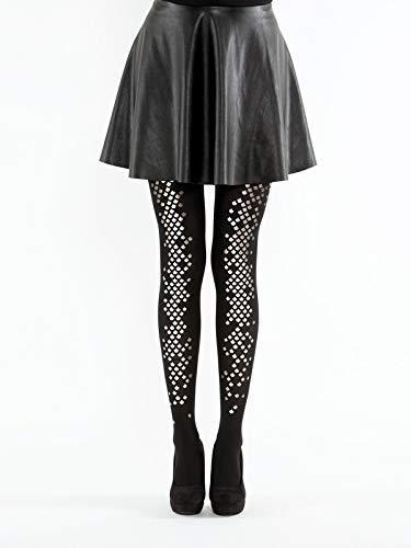Black Mermaid Tights Goth Clothing for Women Gothic Fashion